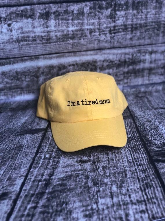 Im a tired mom dad hat  a7b9a76d273c