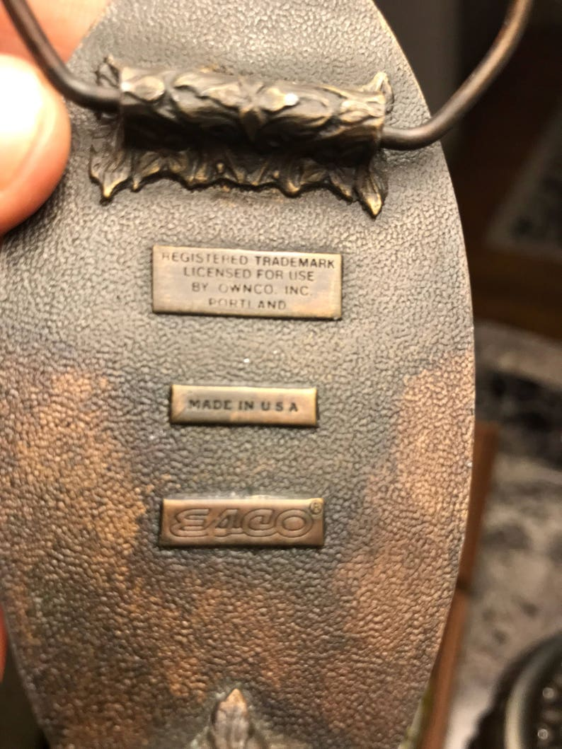 Vintage esco Esco Belt Buckle Antique Esco Belt Buckle
