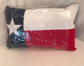 State of Texas decorative pillow