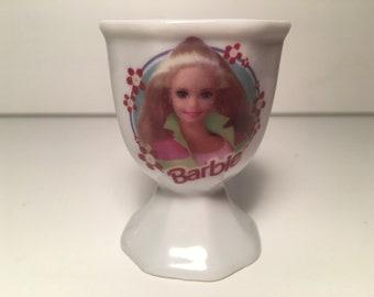 Vintage Barbie Egg Cup