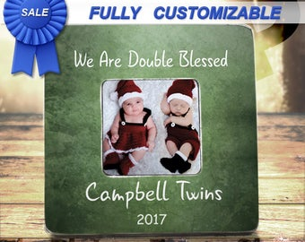 Grandma Of Twins Grandpa Of Twins Reveal New Twins Picture Etsy
