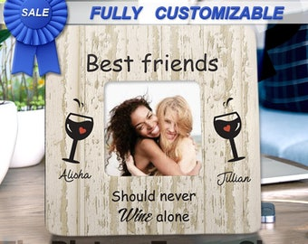 Sale Best Friend Gift Ideas Youre My Person Frame You Re Etsy