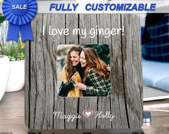Ginger Best Friend Gift Ginger Friend Every Blonde Etsy