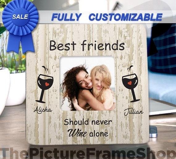 Wine Lover Gift Bestfriend Ideas Best Friend Christmas Gift Etsy
