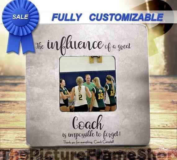 Coach Gift Coach Frame Coach Thank You Coach Christmas | Etsy