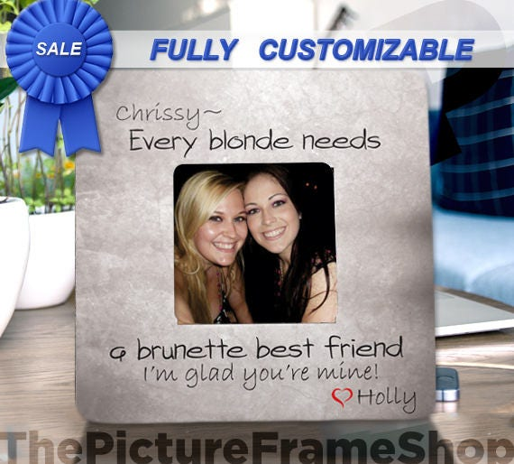 Best Friend Gift Best Selling Item Every Blonde Needs A Etsy