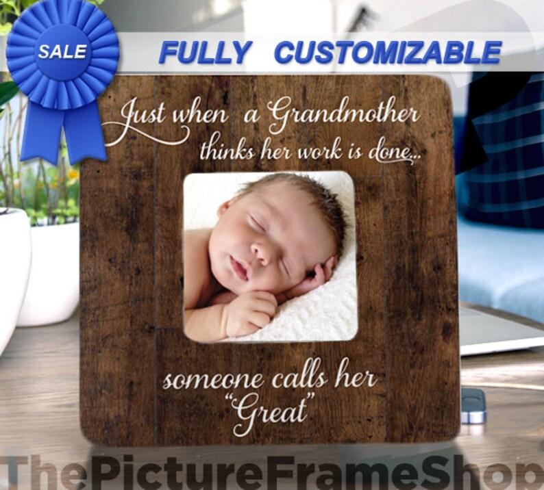 Great Grandma Pregnancy Announcement Great Grandma Again Great image 0