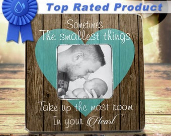 First Mothers Day New Mom Gift Love At First Sight Sonogram Ultrasound Frame New Baby Frame Pregnancy Reveal Sometimes The Smallest Things
