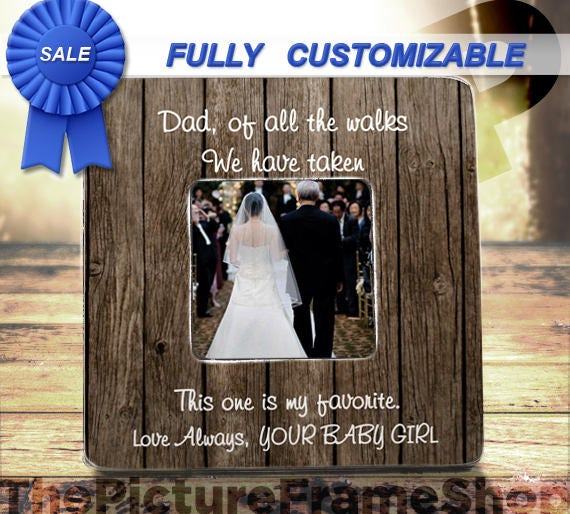 Father Of The Bride Gift Dad Wedding Gift Father Wedding Gift Etsy