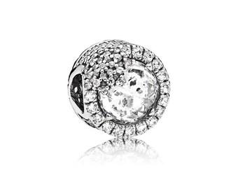 52743511b ... canada new authentic pandora charm bead clear dazzling snowflake  796358cz 6b55d 52a84 ...