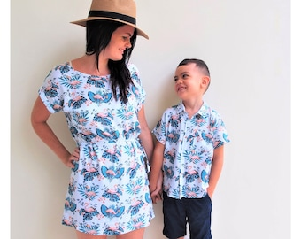 45df64a2d Mother son matching