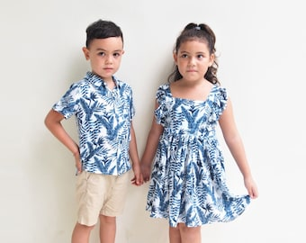 4b3d124ecfa5 Brother & Sister matching outfit, Sibling Outfit, Sibling matching Outfit,  Big brother Outfit, Little Sister Outfit, big sister Outfit