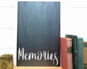 Magnetic Metal Memories Board