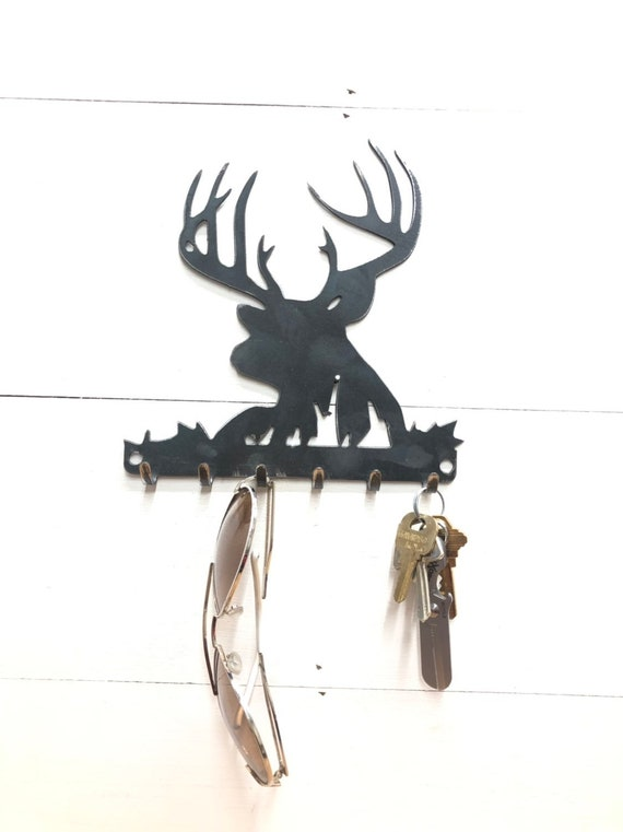 Hunting Themed Key Rack
