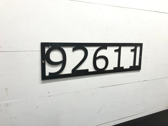 Address Plaque~Personalized Signs~Mailbox Numbers~Address Sign