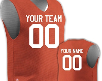 f11b4aedf Custom Basketball Uniform | Matching Shorts | Tricot Mesh Reversible Basketball  Jerseys. Printed with Team Name, Player Name and Numbers