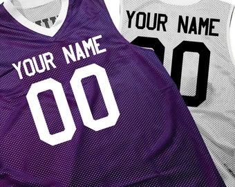 Custom Basketball Jerseys - Women s   Girls - Reversible - includes Team  Name 716b3961a