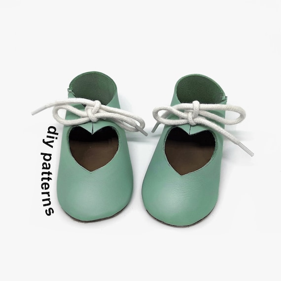 baby shoe template leather baby shoes sewing pattern Cutest baby shoe patterns diy baby wedding shoes