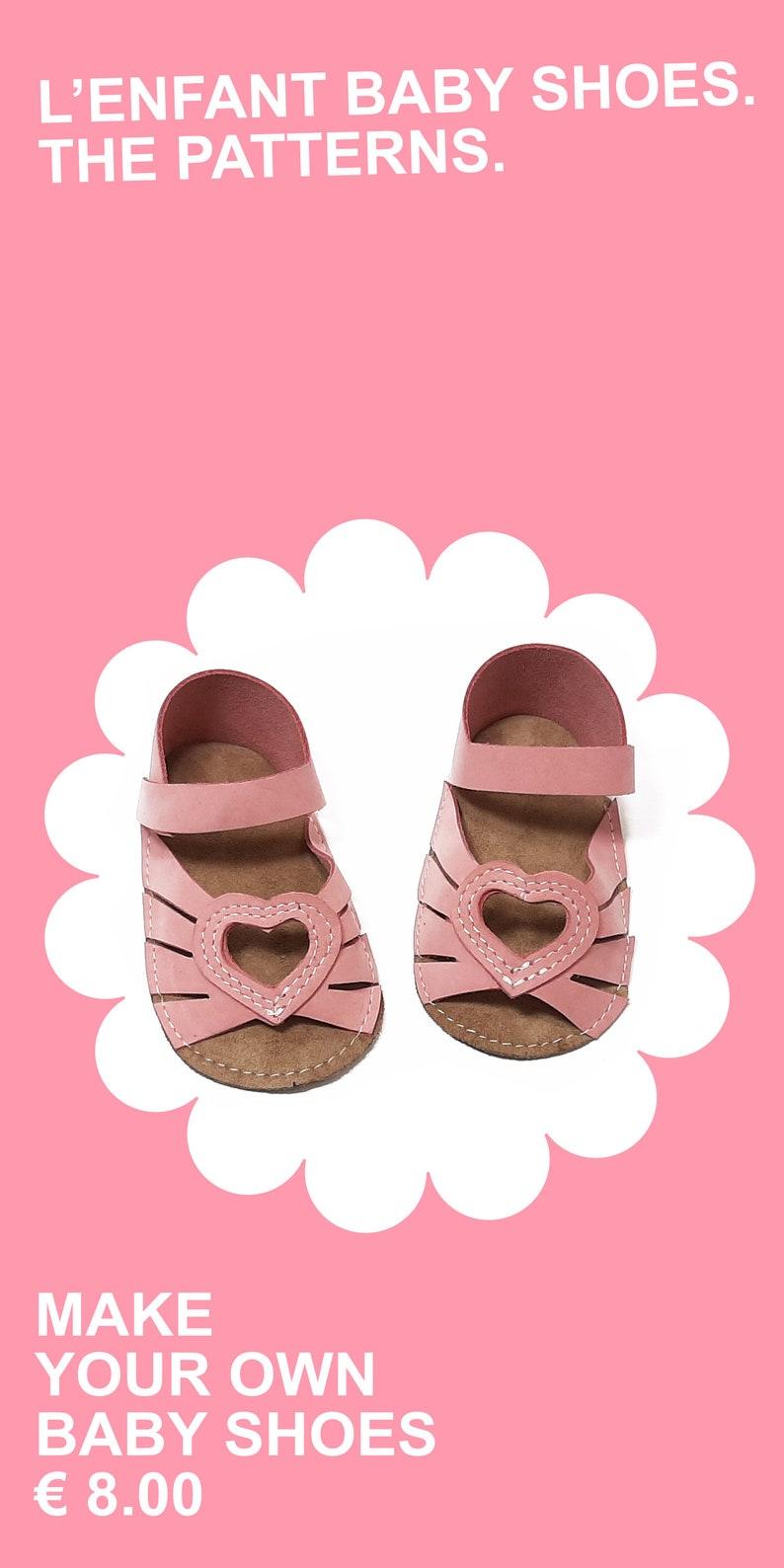 diy baby wedding shoes Cutest baby shoe patterns leather baby shoes sewing pattern baby shoe template