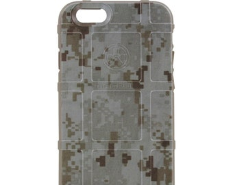 Marine MARPAT Desert Digital Navy AOR-1 Camouflage Custom Printed Design on Magpul, Pelican, UAG or Rugged Shield Case