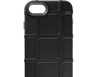 Magpul Industries Bump Case for Apple iPhone 7, iPhone 8 in (Black) mag989-blk, (FDE) mag989-fde, (OD Green) mag989-odg