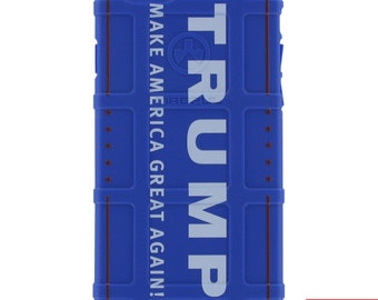 Custom Printed Limited Edition - Authentic Made in U.S.A. Magpul Industries Field Case, TRUMP Make America Great Again Phone Case -MAGA