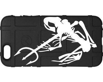 Navy Seal Bone Frog Etsy