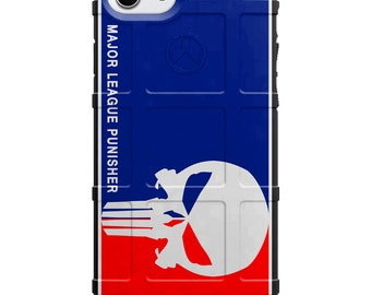 CUSTOM PRINTED Limited Edition - Authentic Made in U.S.A. Magpul Industries UAG, or Pelican Case, Major League Punisher -mlp