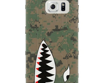 CUSTOM PRINTED Limited Edition - UCP Digital Camouflage, Shark Teeth