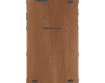 CUSTOM PRINTED Limited Edition - Authentic Made in U.S.A. Magpul Industries Field Case, Cherry Wood grain Pattern Print