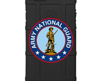 CUSTOM PRINTED Limited Edition -  US Army National Guard Patch