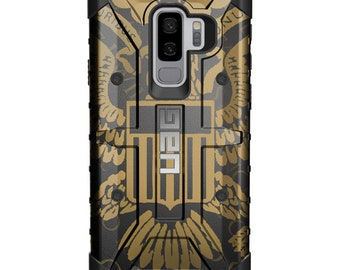 CUSTOM PRINTED Limited Edition Magpul Industries Field or Bump Case, UAG Plasma, E Pluribus Unum Eagle Shiled Case -unum