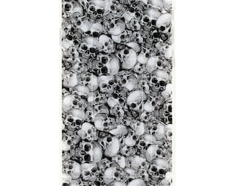 CUSTOM PRINTED Limited Edition - Authentic Made in U.S.A. Magpul Industries Field or Bump Case, Skulls Print