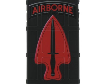 CUSTOM PRINTED Limited Edition -  Delta Force, Airborne
