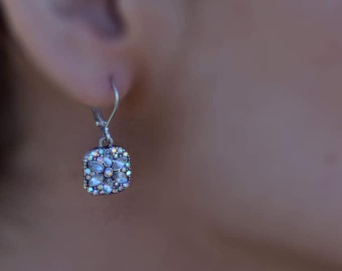 Elegant Art Deco Earrings by Lepa Jewelry (K515)