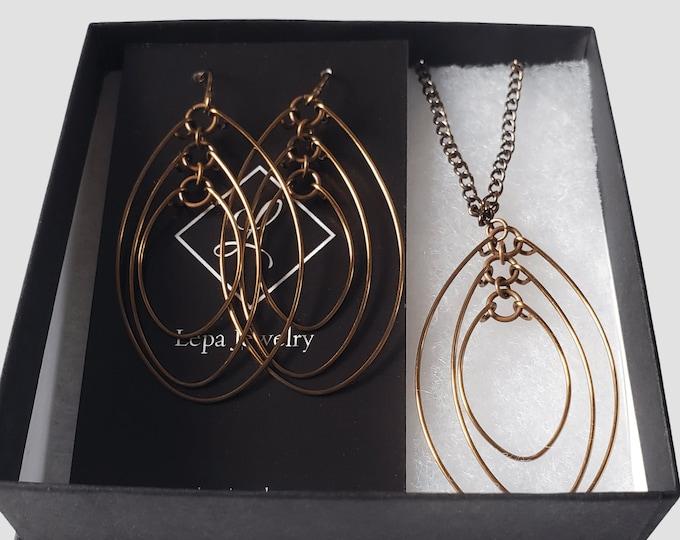 Bohemian Jewelry Gift Set for Women, Western Fall Fashion