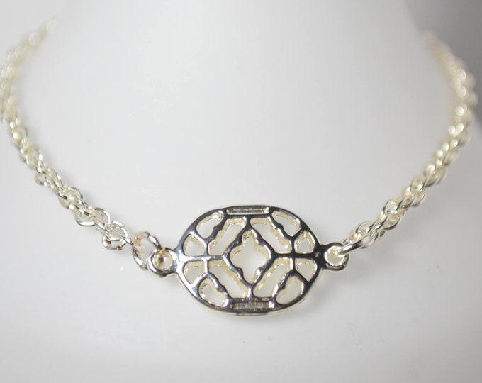 Elegant Silver Bracelet by Lepa Jewelry (K525)