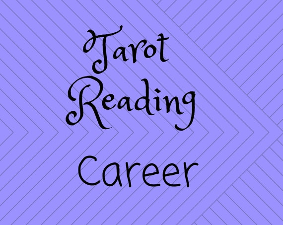 Career Tarot Reading, Tarot Reading, Psychic Reading + Oracle Card for Extra Guidance