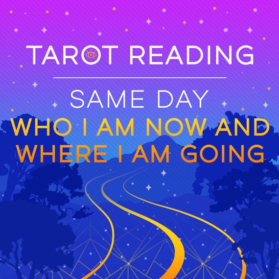 Same Day Tarot Reading Who I Am Now And Where I'm Going-Tarot Guidance, Personal Tarot Reading
