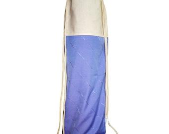 Yoga retreat Yoga Mat Bag Foyo Nautical 2.0 Gift for yoga lover Pilates mat bag Travel bag Best Minimal Eco friendly