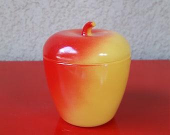 Vintage Hazel Atlas Apple Jam Jar