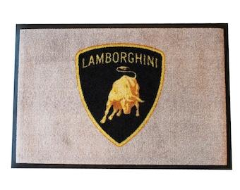 Lamborghini Badge Etsy