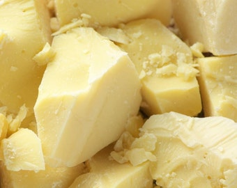 Pure 100% Organic Raw Unrefined African Shea Butter Grade A From Ghana. 4.oz