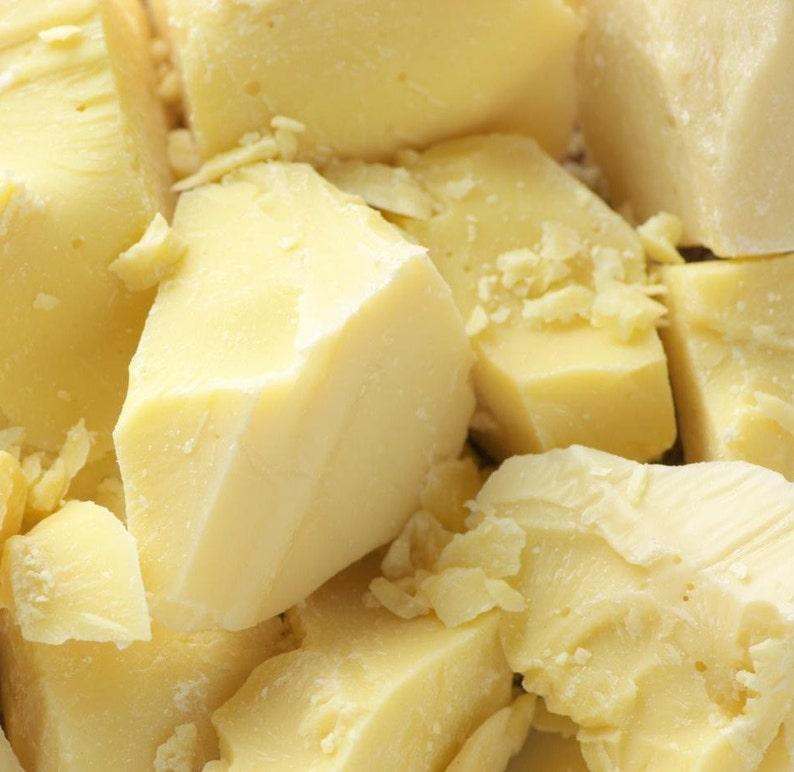 Pure 100% Organic Raw Unrefined African Shea Butter Grade A image 0