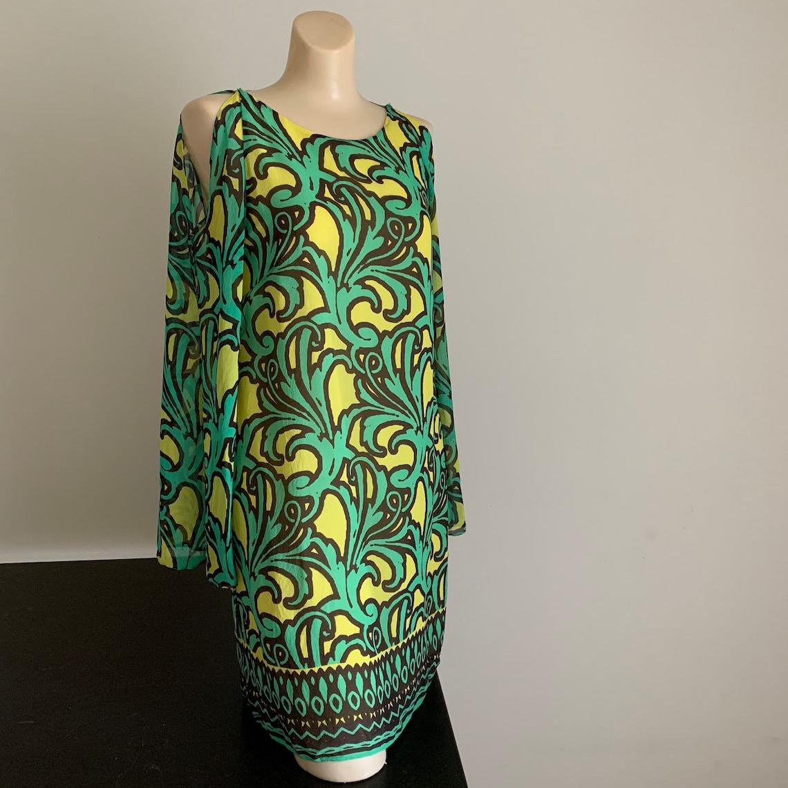 Milly of New York Silk Dress Size 6