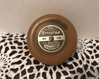 Vintage Brownie No. 116 Pocket Size Taoe Measurer