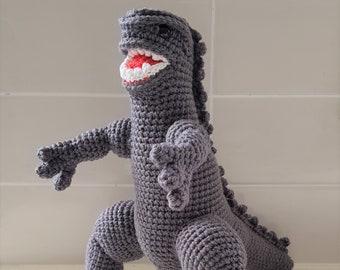 Ty Puppies Stuffed Animals, Godzilla Stuffed Animal Etsy