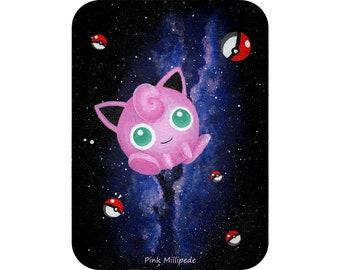 Pokemon Pikachu Bulbasaur Butterfree Charmander Evee Jigglypuff Meowth Squirtle Fan Different pokemon hand fan Pokemon Faces Fan cute face