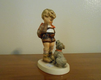 Hummel Figurine: Not For You