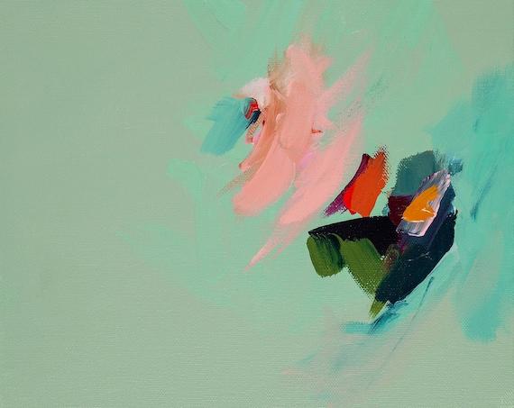 Modern Abstract Original Painting